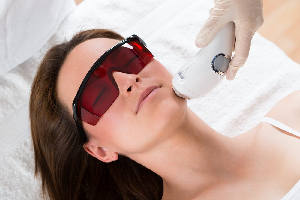 lasers for facial rejuvenation